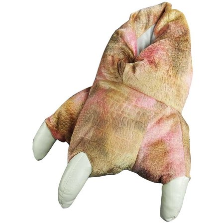 Wishpets - Wishpets Stuffed Animal Slippers - Soft Plush Toy Slippers for  Kids and Adults Pink Shimmer   Medium (Kids 1-7 163664488c