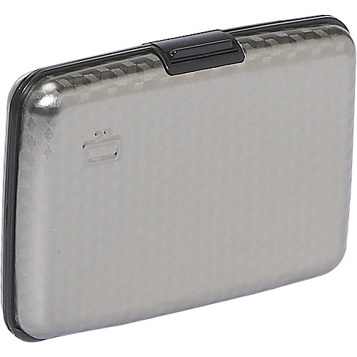 Ogon RFID Stainless Steel Smooth Wallet