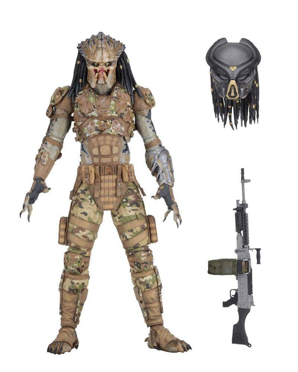 "Neca-Predator 7/"" Scale Action Figure-Ultimate AHAB PREDATOR-Neuf"