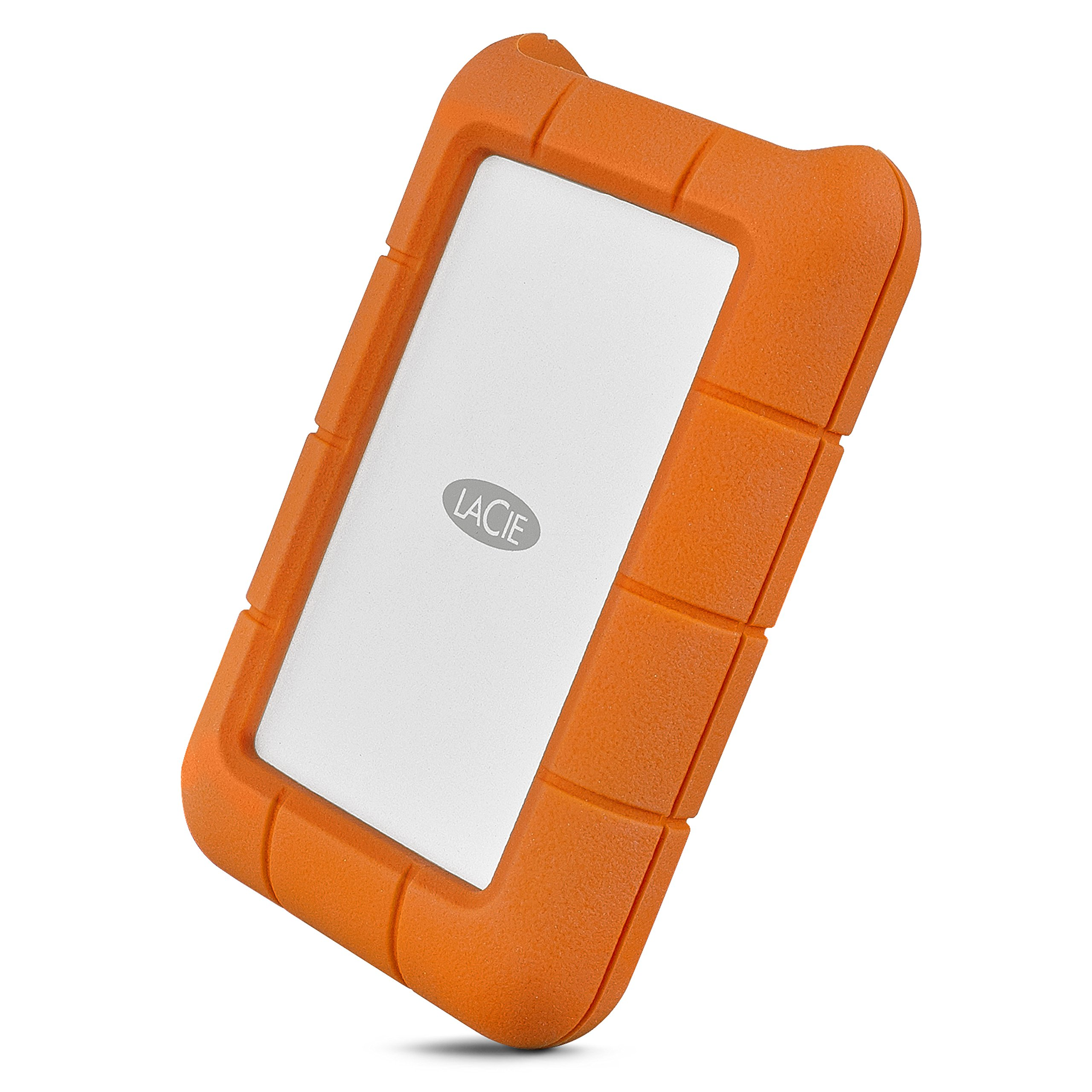 "LaCie Rugged STFR4000800 4 TB 2.5"" External Hard Drive - Desktop"