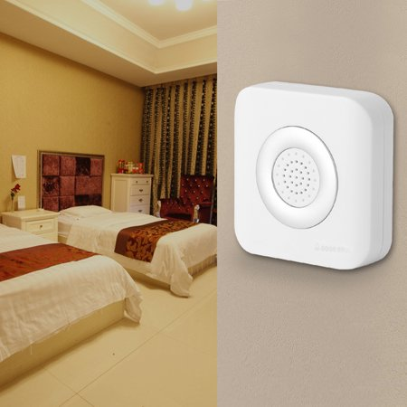 Hilitand DC 12V Wired Doorbell Door Bell Alarm for Home Office Access Control System,Wired Door Bell ()