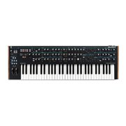 Novation - Portable Keyboard with 61 Velocity-Sensitive Keys - Black