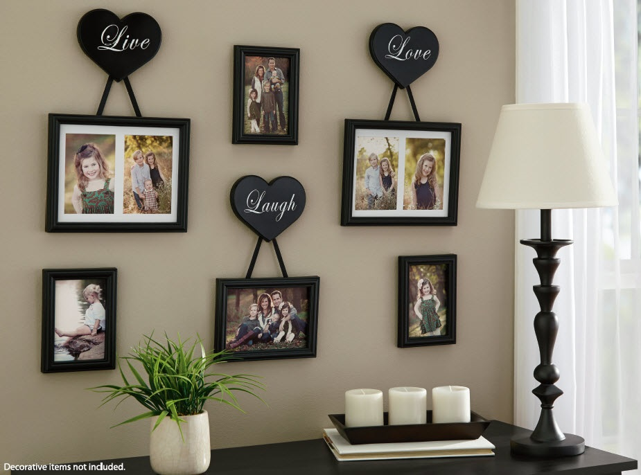 Mainstays 9 Pc Heart Expression Set