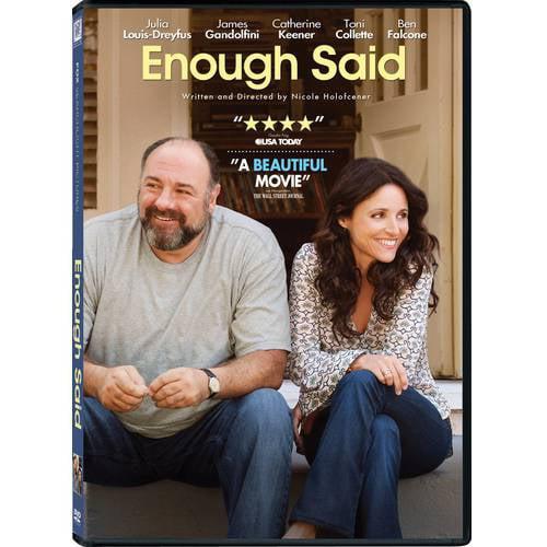 Enough Said (Widescreen)