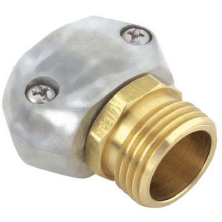 Bosch Garden - Gilmour 01MZGT Green Thumb Zinc Male Coupling for Hose, 5/8-Inch and 3/4-Inch, The product is GT 5/8 3/4Male Coupling Ship from US..., By Bosch Garden and Watering