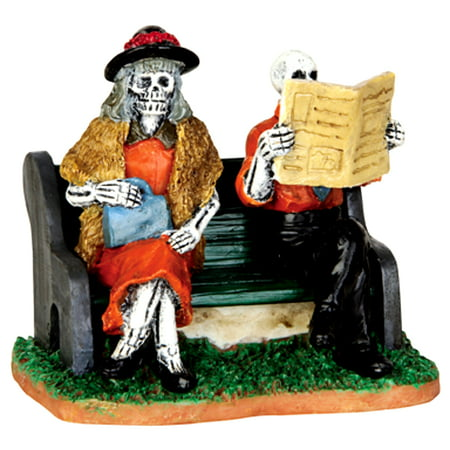 Lemax 42205 REALLY LATE TRAIN Spooky Town Figurine Halloween Decor - Really Old Halloween Photos
