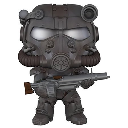 Funko Pop Games: Fallout 4-T-60 Power Armor Action (Best Fallout 4 Power Armor)