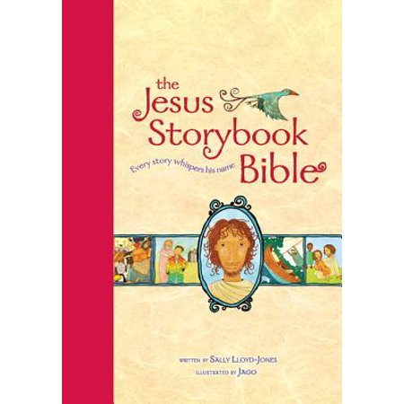 Jesus Storybook Bible: The Jesus Storybook Bible, Read-Aloud Edition (Jesus In The Desert Story For Kids)