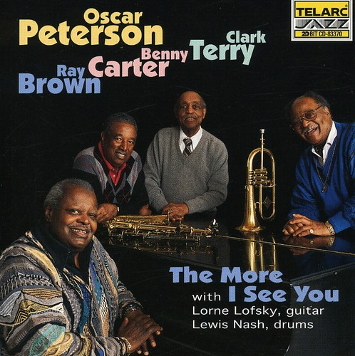 Oscar Peterson - More I See You [CD]