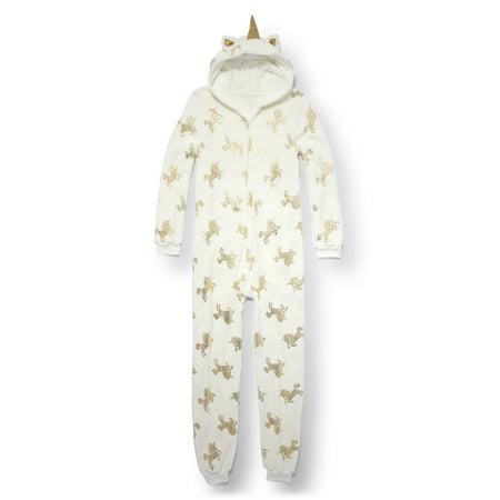 Adult Unicorn Pajama Onesie (Unisex)