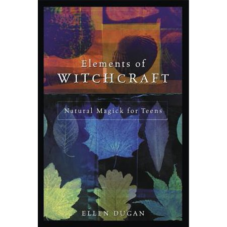 Halloween Witch Crafts For Preschool (Elements of Witchcraft : Natural Magick for)