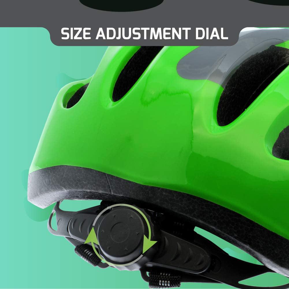 M Merkapa Kids Bike Helmet Adjustable 3D Shark Bicycle Helmets for Toddler and Youth - image 2 of 6