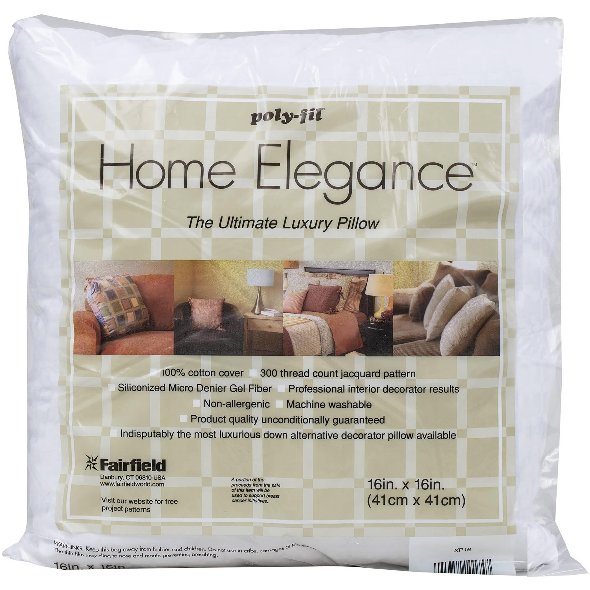 Home Elegance Pillow