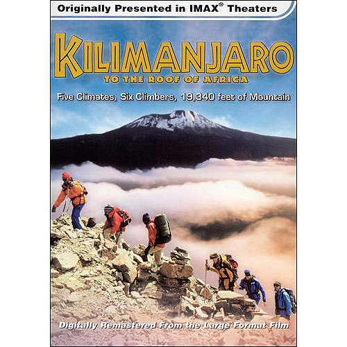 IMAX: Kilimanjaro To The Roof Of Africa by VENTURA MARKETING