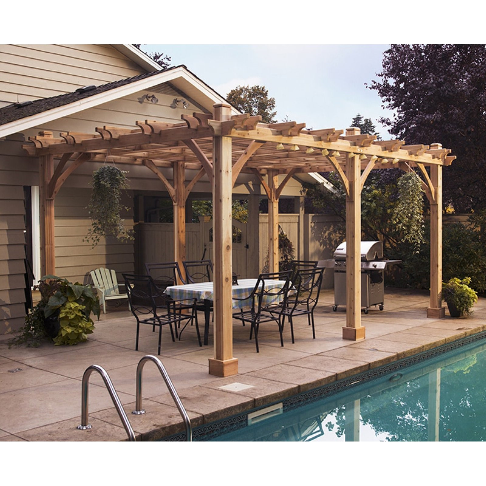Outdoor Living Today Breeze 12 x 20 ft. Pergola by Outdoor Living Today