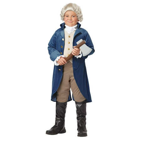 Boys Thomas Jefferson Halloween Costume