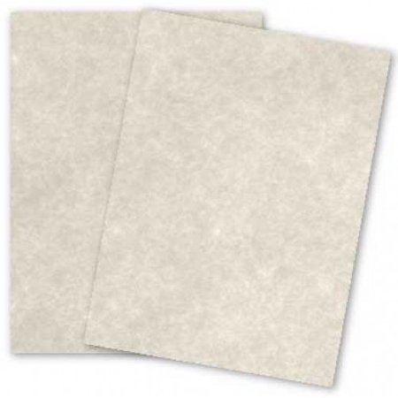 Gray Stationery - Astroparche - GRAY - 8.5 x 11 Parchment Card Stock - 65lb Cover - 250 PK