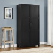 Altra Furniture Carver Storage Pantry