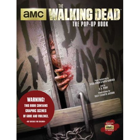 The Walking Dead: The Pop-Up Book (The Best Part Of Waking Up Vine)