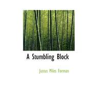 A Stumbling Block