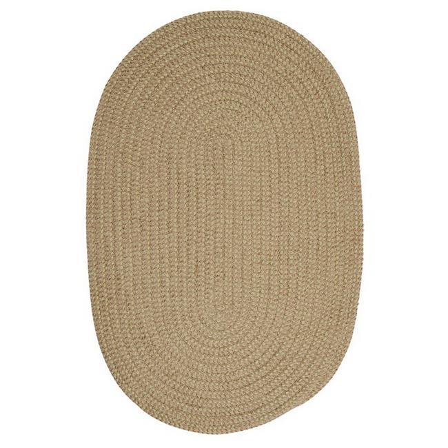 Colonial Mills Softex Check Celery Check Indoor/Outdoor Area Rug