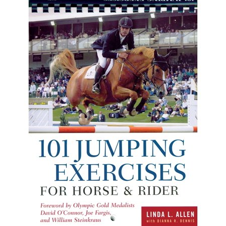 101 Jumping Exercises for Horse & Rider - Paperback - Halloween Fancy Dress For Horse And Rider