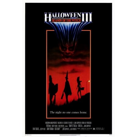 Halloween 3 Season of the Witch Movie Poster Print (27 x 40) - Halloween Movie Three Witches