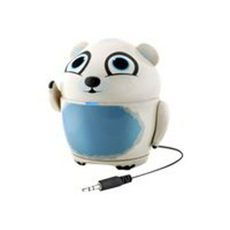 GOgroove Groove Pal Polar Bear - Speaker - for portable use - 4