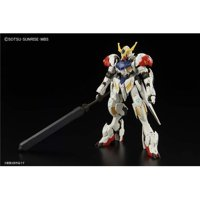 Bandai BAS5055446 1 by 144 Scale No.21 Gundam Barbatos Lupus HG IBO Model Kit from Gundam IBO