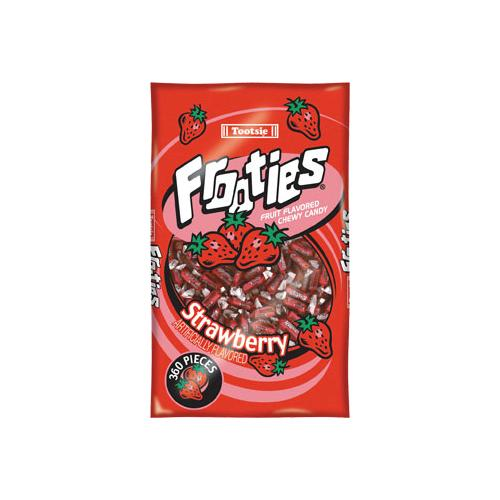 Frooties Strawberry 360 Pieces: 1 Count