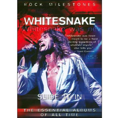 Whitesnake: Rock Milestones - Slide It In (Full Frame)