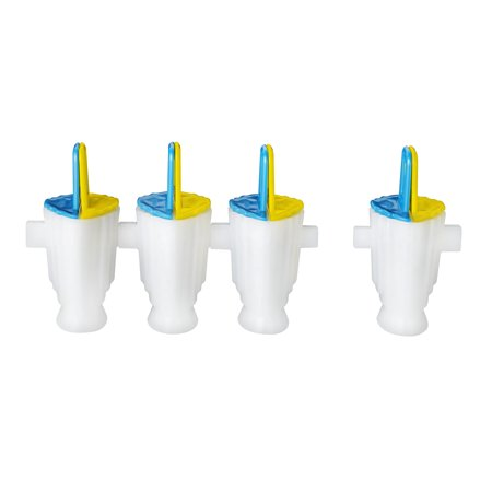 Cuisipro Dual Flavour Popsicle Moulds Set Of 4 Walmart