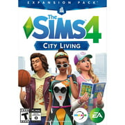 Electronic Arts 027370 The Sims 4 City Living ESD (Digital Code)
