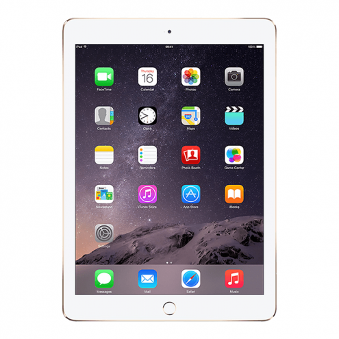 Refurbished iPad Air 2 Wifi Gold 16GB (MH0W2LL/A)(2014)