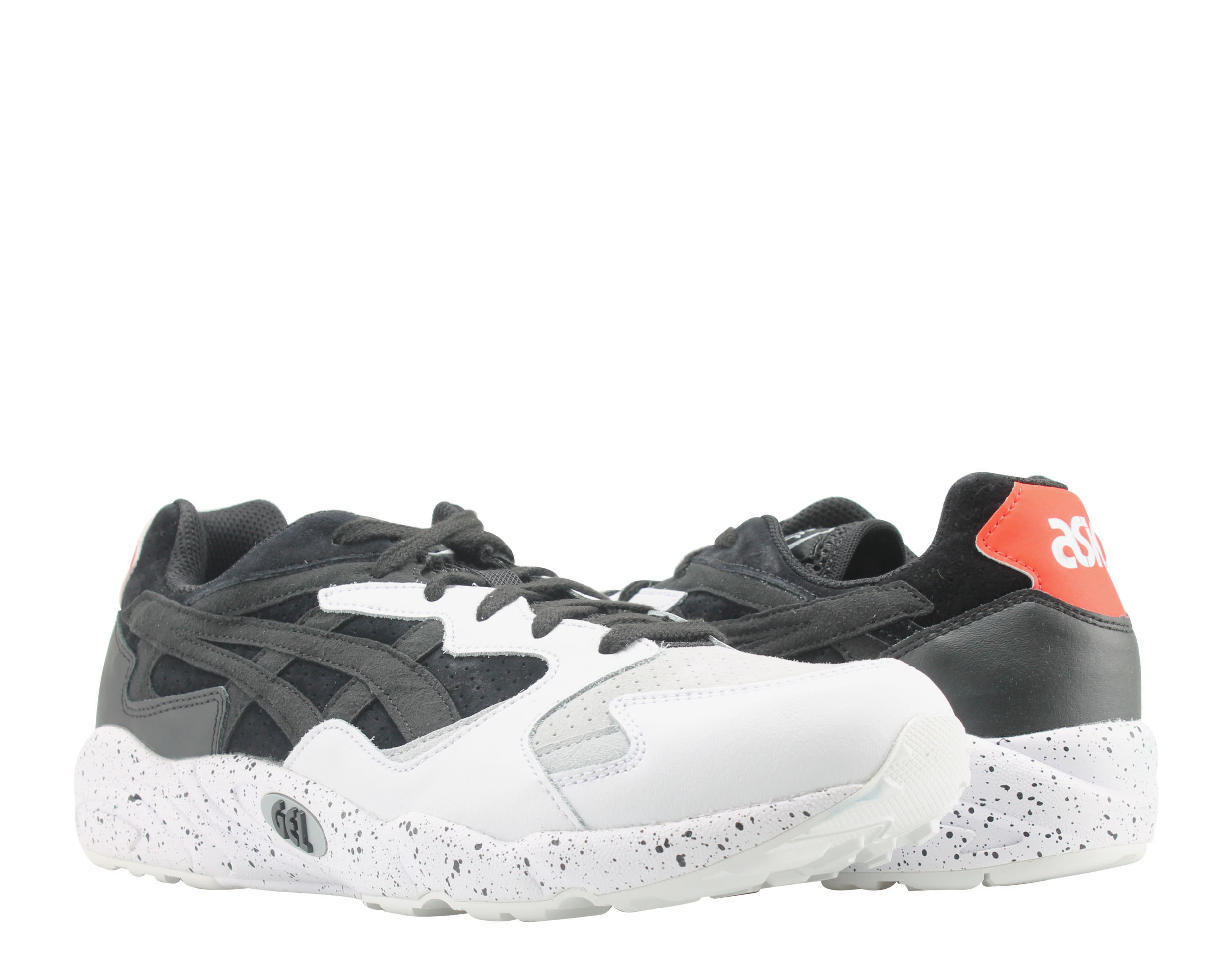 Asics Gel-Diablo Black White Oreo Men's Running Shoes HL7Y3-9090 by