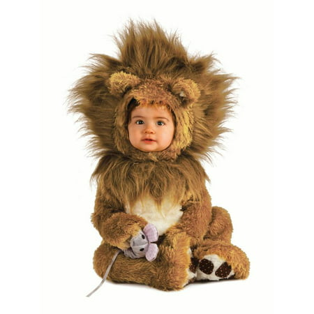 Dog Lion Mane Halloween Costume (Rubies Lion Infant Halloween)
