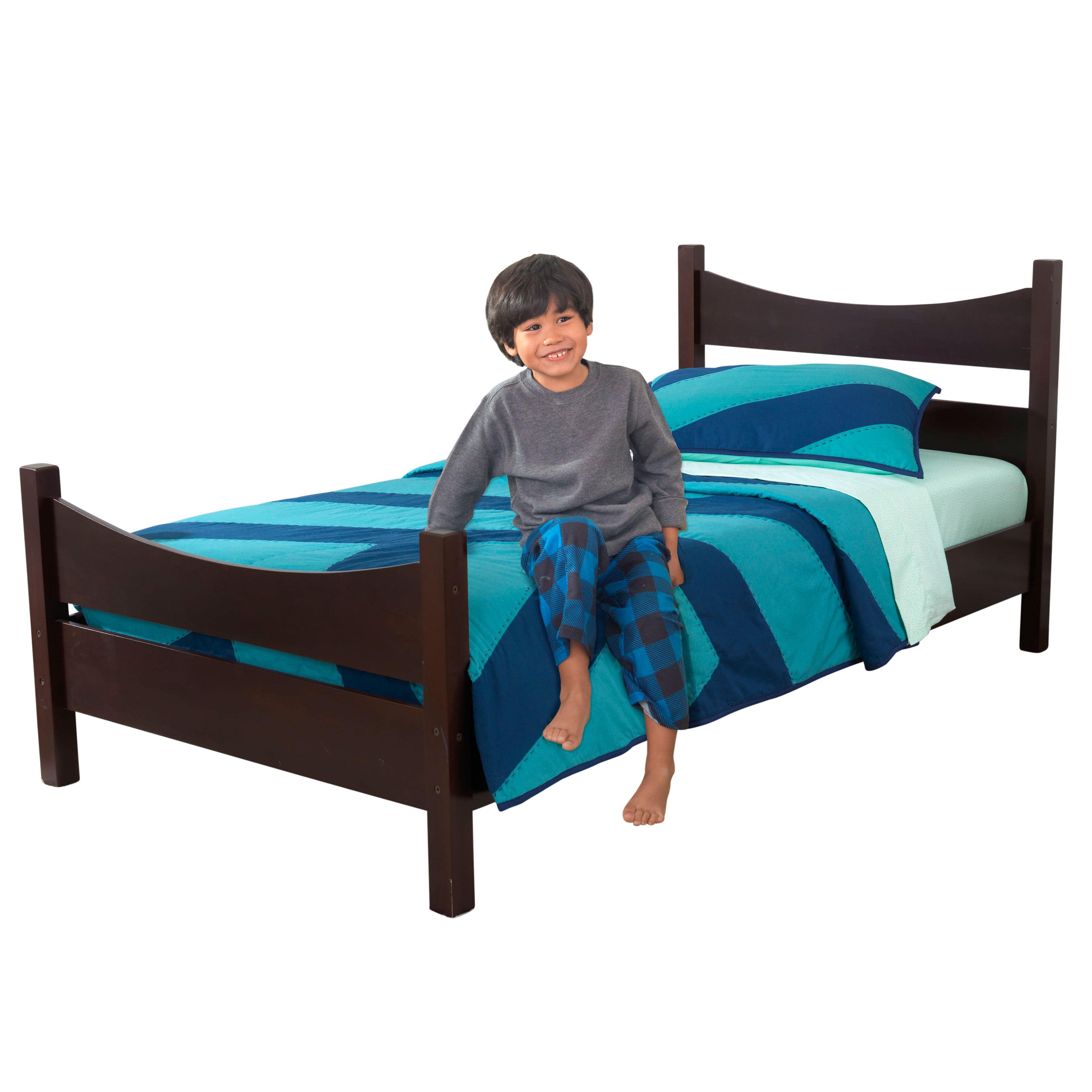 Kidkraft Addison Wooden Kids Twin Bed Multiple Colors Walmart
