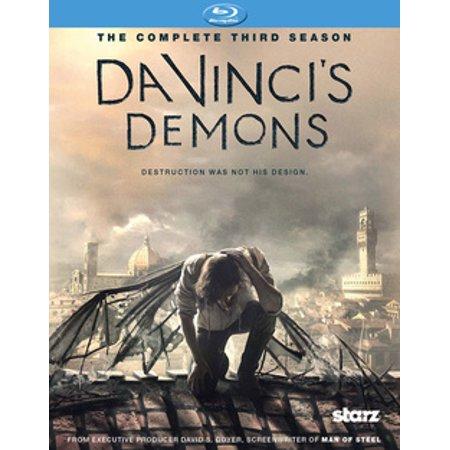 Da Vinci's Demons: The Complete Third Season (Blu-ray) - Krampus The Christmas Demon