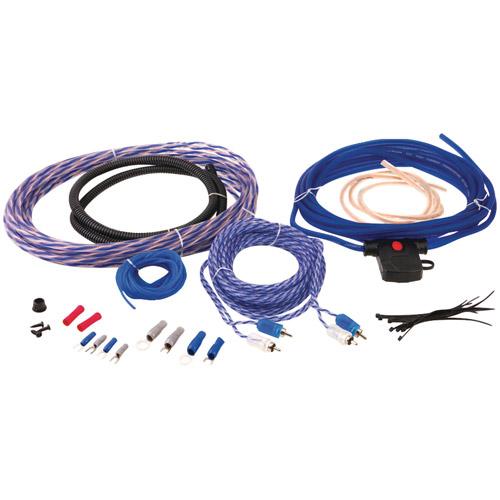 POWER ACOUSTIK AKIT-44 Amp Wiring Kit (4-Gauge)