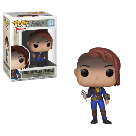 Funko Pop Games: Fallout S2 - Vault Dweller Female (Vault Dweller Cosplay)