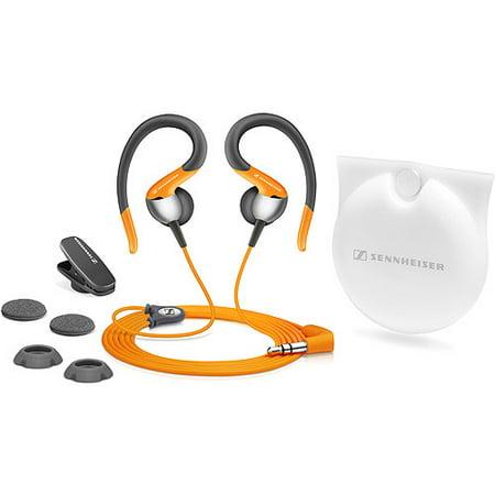 (Sennheiser OMX80 Sport Series II Stereo Earbud Clip On Headphones)