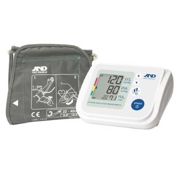 One-Step Memory Automatic Blood Pressure Monitor - Medium Cuff