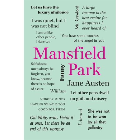 Mansfield Park - eBook (Jayne Mansfield As The Clouds Drift By)