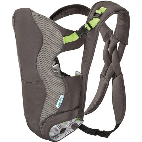 Evenflo - Breathable Soft Carrier, Dottie Lime