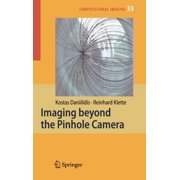 Computational Imaging and Vision: Imaging Beyond the Pinhole Camera (Series #33) (Hardcover)