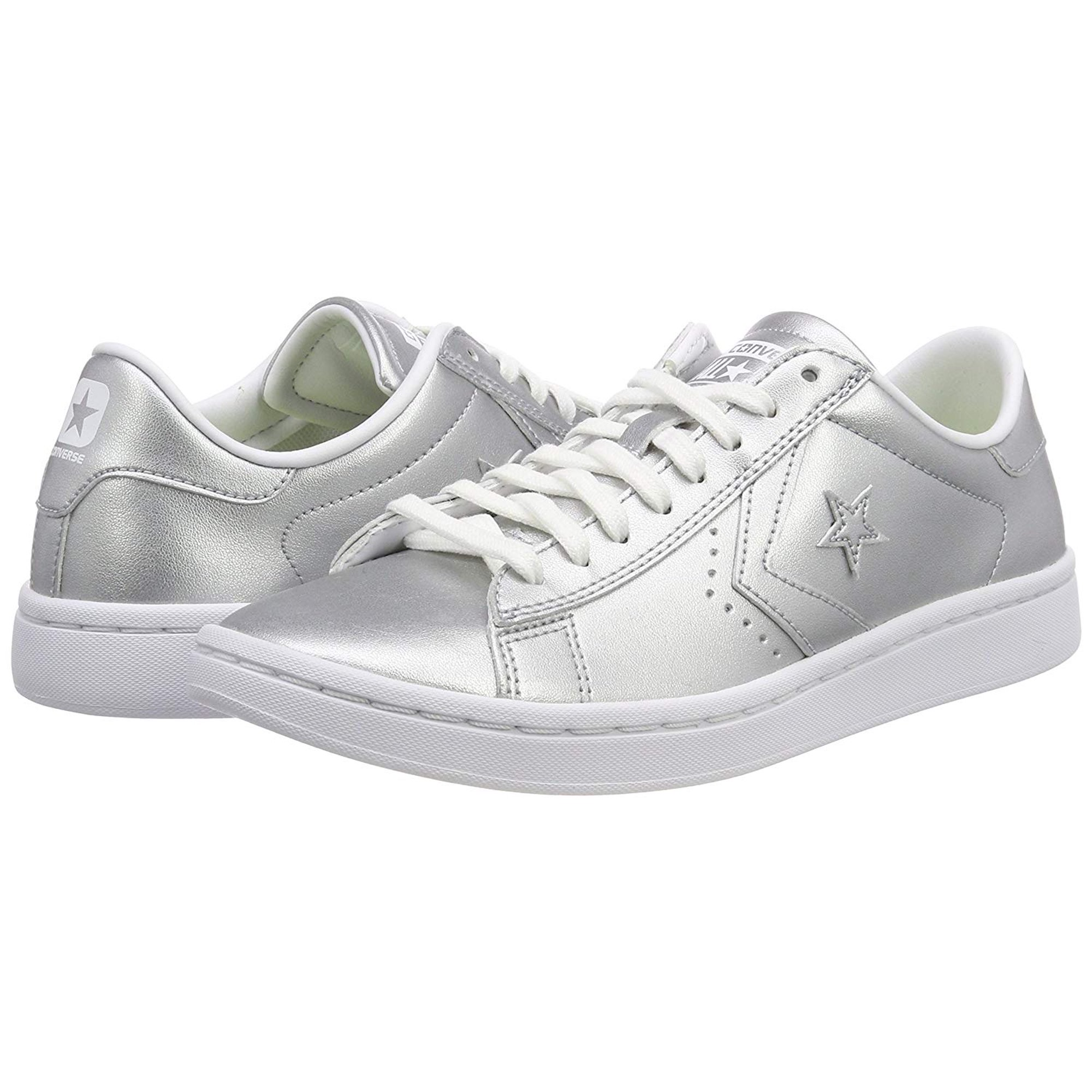 b45816aa6db5 Converse Womens Pl Lp Ox Low Top Lace Up Fashion