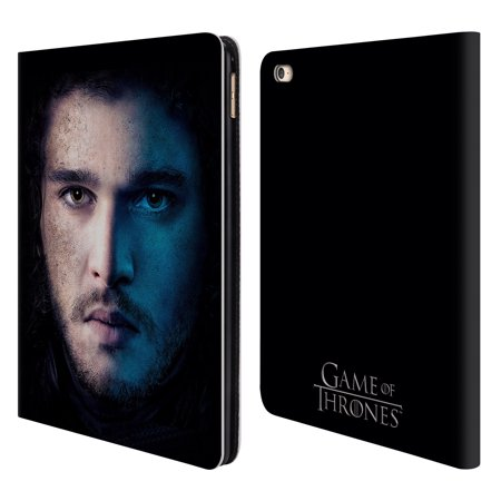 Official Hbo Game Of Thrones Valar Morghulis Leather Book Wallet Case Cover For Apple Ipad