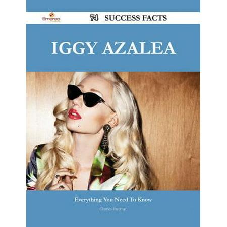 Iggy Azalea 74 Success Facts - Everything you need to know about Iggy Azalea - eBook](Iggy Azalea Halloween)