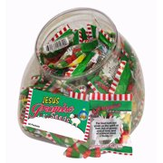 Candy-Scripture Promise Seeds Jar (Pack of 50)