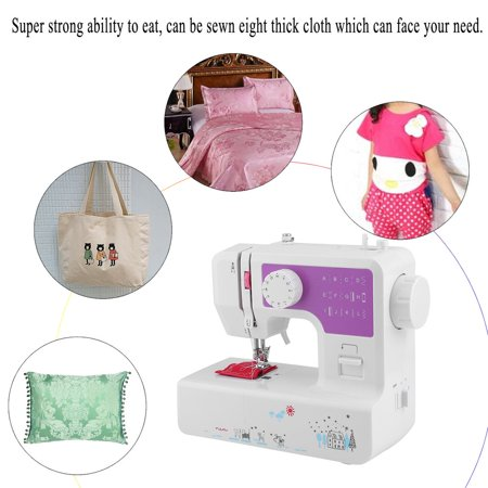 DC 40V40A Electric Mini Speed Portable Household Desktop Sewing Fascinating Mini Sewing Machine Walmart